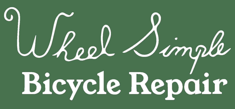 Wheel Simple Bicycle Shop